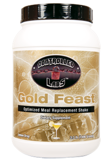 Gold Feast - Meal Replacement Shake
